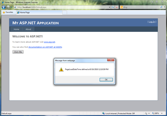 Configuring an ASP NET Web Application to Use a Windows Server
