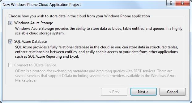 SQL Azure Support