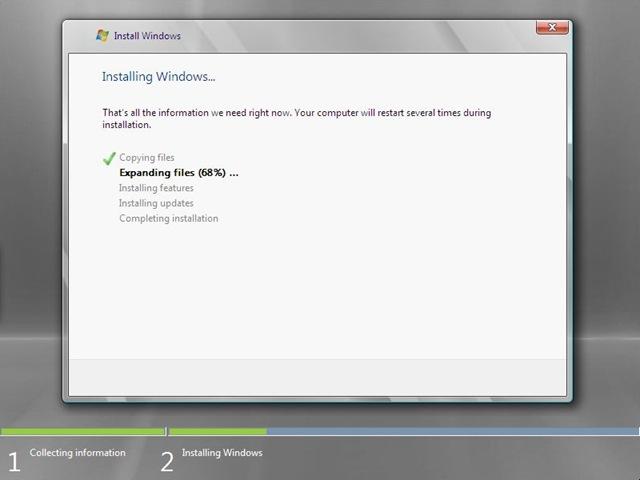 Windows Server 2008 Installation (7)