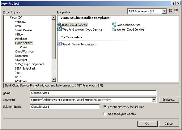 Running a PHP application on Windows Azure – Wade Wegner